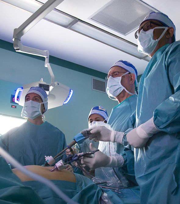 Centro Laparoscopico Dr Ballesta